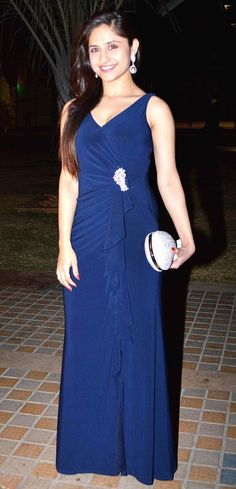 Hunar Hali at the launch of the GR8 Calendar 2014. #Style #Bollywood #Fashion #Beauty