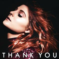 Meghan Trainor Shows Off Red Hair on New 'Thank You' Album Cover!: Photo Meghan Trainor just revealed the gorgeous cover of her upcoming album Thank You! Jason Derulo, Meghan Trainor Album, Meghan Trainor Me Too, Pop Rock, Twenty One Pilots, Me Too Meghan, Yo Gotti, Google Play Music, Album Covers