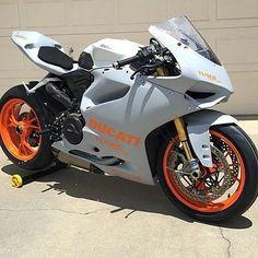 Ducati badass