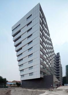 Dongrun Apartment Building,© Zhou Ruogu, Jin Fengzhe