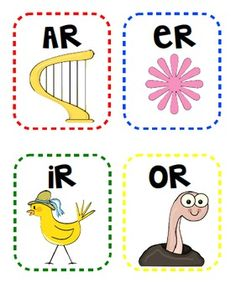 Groovy phonics-r controlled vowels. Repinned by  SOS Inc. Resources.  Follow all our boards at http://pinterest.com/sostherapy  for therapy resources.
