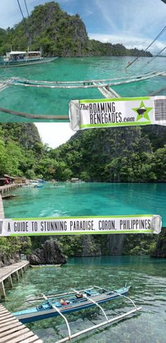 Things to do in Coron: Make the most of this paradise island in Palawan > https://theroamingrenegades.com/2017/10/things-to-do-in-coron-philippines-palawan.html   #travel #philippines #palawan #elnido #paradise #sea #sailing #beach #vacation #coron #adventure #outdoors #boat #asia #southeastasia #holiday #travelling #traveling #backpacking #travellife