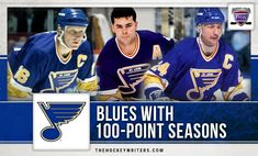 The St. Louis Blues have had 13 point seasons, all but one by a Hockey Hall of Famer. Bruce Bennett, Bobby Hull, Blues Nhl, Hockey Hall Of Fame, Cy Young, Hockey World, Pro Hockey, Wayne Gretzky