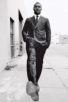 Stringer Bell...Idris Elba