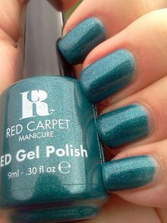 """Red Carpet Manicure gel polish """"And the Winner Is"""" Gel Polish Colors, Nail Colors, Nail Polish, Colours, Light Gels, Led Light Kits, Manicures, Gel Nails, Nail Ideas"""
