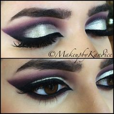 Middle Eastern makeup
