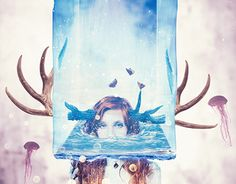 """Check out new work on my @Behance portfolio: """"Immersion"""" http://be.net/gallery/57002287/Immersion"""