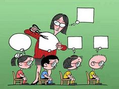 """This image made me stop and wonder, """"How often do I do this?""""  Great reminder to encourage creativity!  (image only)"""