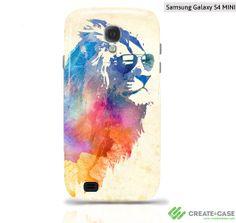 Samsung Galaxy S4 MINI  Artist Designed case / by CreateandCase, £21.99