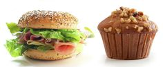 Start your week off right with a muffin for breakfast and a bagel sandwich for lunch!  Come to Bagels and Bites Cafe in Brighton, MI for all of your bagel and coffee needs! Feel free to call (810) 220-2333 or visit our website www.bagelsandbites.com for more information!