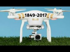 New video is now LIVE! Check it out: Drone | Aircraft | 1849-2017!!!! https://youtube.com/watch?v=bO9XkelDPqg