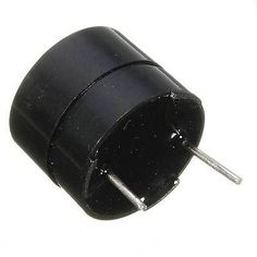 Electromagnetic Active Buzzer Continuous Beep Continuously Feature: Material: ABS Color: Black Size: 9 x mm (L x D) / Dead On Arrival, 3d Printer Supplies, Buzzer, Diy Kits, Industrial, Business, Products, Door Bells, Black