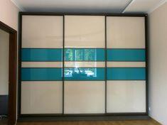 Door Design, Tv Wall Cabinets, Sliding Wardrobe Doors, Bedroom Cupboard Designs, Wardrobe Design Bedroom, Bedroom Design, Bed Furniture, Tv Wall Decor, Closet Layout