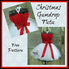 CHRISTMAS GUMDROP TUTU (12 MOS) ~ INTERMEDIATE / RAVELRY (#2)