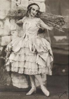 Анна Павлова(1881 - 1931) ТЩЕТНАЯ ПРЕДОСТОРОЖНОСТЬ Монтевидео(Уругвай) Гастрольный тур 1929