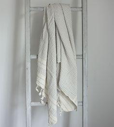 Alacati Towel Grey