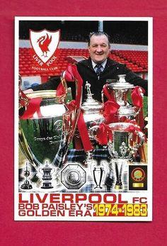 Bob Paisley, Liverpool Fc Wallpaper, British Football, Liverpool Football Club, Dreams, Baseball Cards, Celebrities, Quotes, Sports