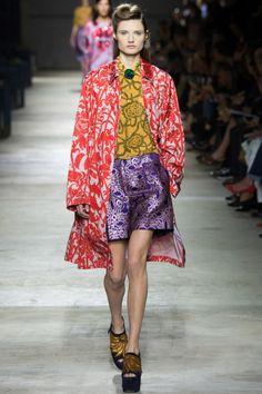 Dries Van Noten ready-to-wear spring/summer '16 - Vogue Australia