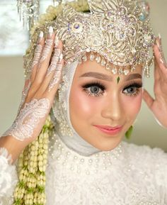 7 Best Siger Hijab Images Wedding Hijab Indonesian