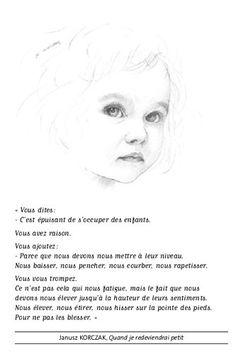 Le poème pédagogique de Janusz Korczak - korczak.fr