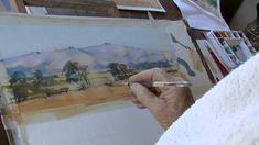 APV Films Masterclass - Studio Watercolours with David Taylor