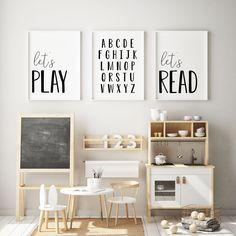 Living Room Playroom, Small Playroom, Toddler Playroom, Playroom Design, Playroom Decor, Boys Playroom Ideas, Ikea Kids Room, Modern Playroom, Montessori Playroom