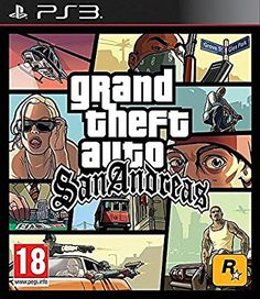 GTA San Andreas PS3. Description : Le best-seller de Rockstar Games sur PS2, Grand Theft Auto: San Andreas, arrive sur PS3 pour la premiere fois en version physique.