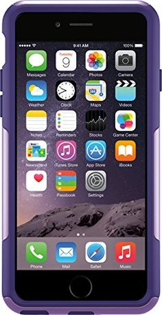 OtterBox iPhone 6 Case – Commuter Series, Retail Packaging – HopeLine Purple/Purple OtterBox iPhone 6 Case - Commuter Series, Retail Packaging - HopeLine Purple/Purple Item Description: The OtterBox Commuter series is the absolute pinnacle of mobile device protection technology available today. Eliminate the stress and anxiety that comes with accidentally dropping your device and enable it to stand up to the worlds harshest environments and circumstances. Built with the wor..