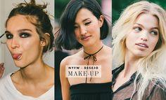 os Achados | Beleza | Make-up NYFW