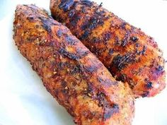 How to Cook Pork Tenderloin on the BBQ. **Very yummy! Maybe cook a little longer next time.