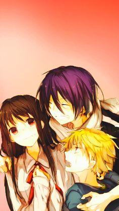 Noragami - New Ideas Fan Anime, Anime Art, Yukine Noragami, Otaku, Yatori, Kenma, Manga Pictures, Deities, Images