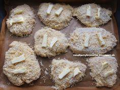 Raspberrybrunette: Marinované kuracie rezne pečené v rúre Muffin, Breakfast, Food, Morning Coffee, Muffins, Meal, Essen, Hoods, Cupcakes