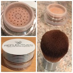 REFLECTIVES - Mineral Make-up