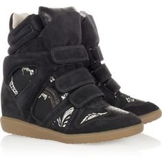 Trend Alert: Wedge Sneakers