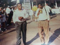 Narendra Modi journey of USA in 1993...Narendra Modi picture images of USA visit 1993.. Modi First USA visit pictures
