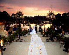 Morikami Gardens sunset ceremony