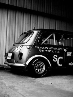 Austin Mini Cooper S 1300 Learn How I make great money sharing cool photos http://CrazyCashDeposits.com