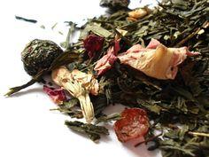 Sakura   Herbaty zielone Herbaty zielone z dodatkami   Sklep Dom Herbat