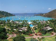 The Westin St.John Resort & Villas - A refreshing 47-acre tropical hideaway on the palm-lined shores of Great Cruz Bay. Leave the outside world behind as you embrace the smallest of the developed US Virgin Islands and a year-round temperature of 85 degrees.