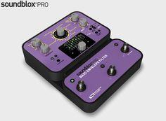Source Audio's Soundblox® Pro Bass Envelope Filter (BEF)