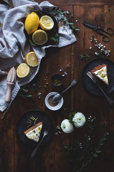 Carnets Parisiens ◊ Lemon cake