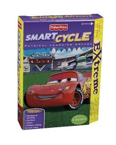 Fisher Price Smart Cycle Extreme The World of Cars >>> Click image for more details.