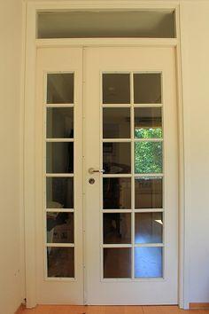 Stor pen glassdør og 2 glatte dører - FINN Torget