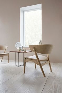 Carl Hansen, Sibast lounge chair
