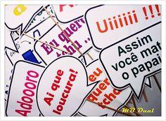 Blog Casadinhos: Plaquinhas divertidas para casamentos - Promoção MB Dual