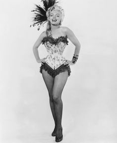 Marilyn Monroe is one of the most iconic figures of our time, and her beauty, glamour, and sparkling personality live on in her many movies and red carpet looks — most of which are perfect to channel on Halloween: River of No Return Marilyn Monroe