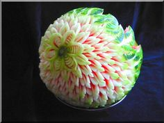 Image detail for -The Intricate Art of Thai Fruit & Vegetable Carving