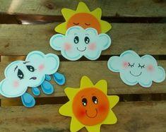 Material: EVA - creative and fun classroom panel, ideal for teaching . Kids Crafts, Foam Crafts, Preschool Crafts, Diy And Crafts, Paper Crafts, Class Decoration, School Decorations, Pinterest Crafts For Kids, Classroom Decor