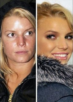 Weblyest - Popular Female Celebrities Without Makeup (47 Photos)