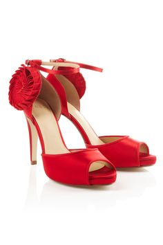 My little red shoes! from Coast, London